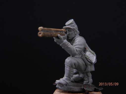 American Civil War Figures 40mm | Sean Judd – Trident Design